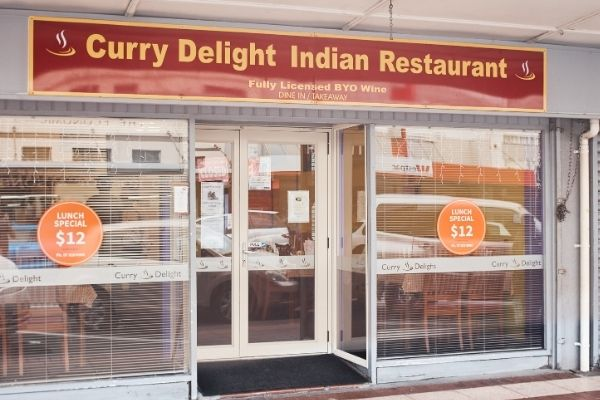 Curry Delight huntly