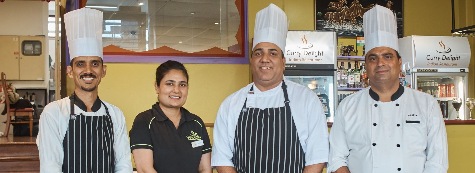 curry delight team morrinsville